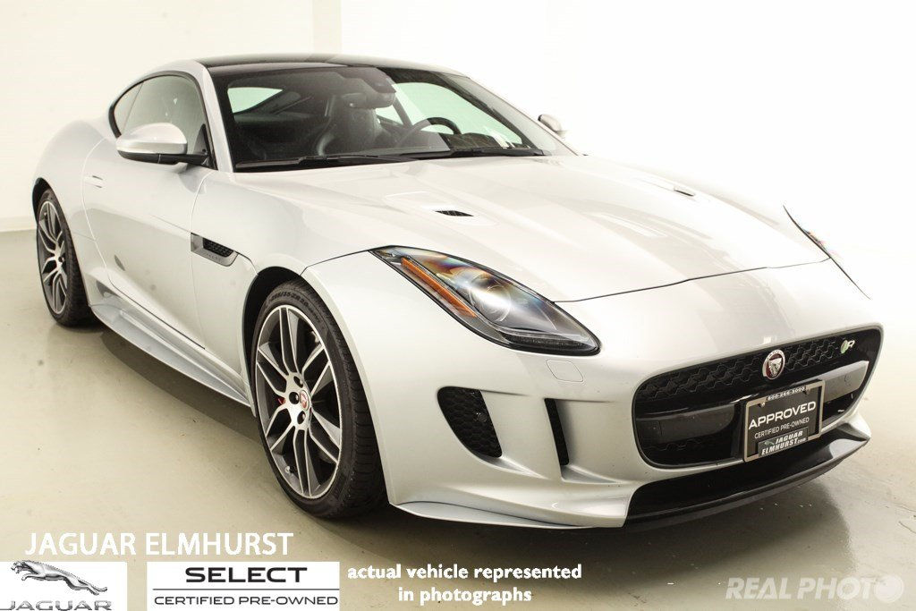 certified pre owned 2016 jaguar f type r 2dr car in. Black Bedroom Furniture Sets. Home Design Ideas
